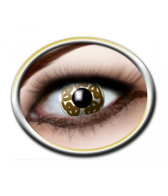 Fun Lenses Gold Celtic  g 04