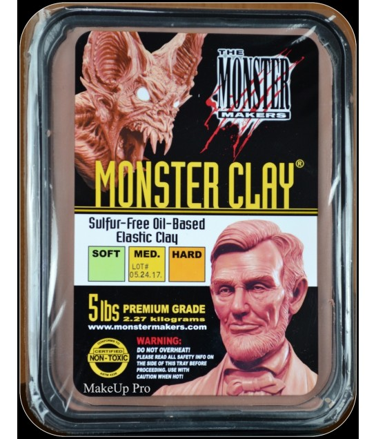 MouldLife Monster Clay, 2,25 Kg