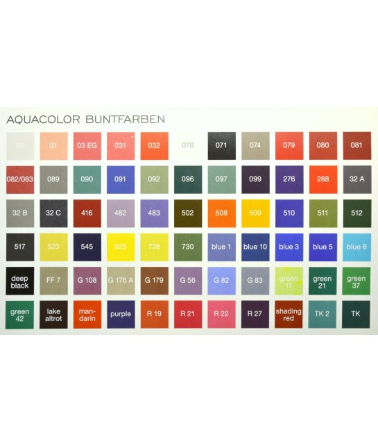 Kryolan Aquacolor Nass-Schminke, 30 ml