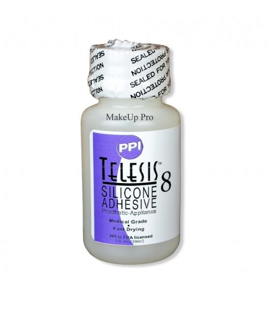 PPI Telesis 8 Silicone Adhesive, 58 ml