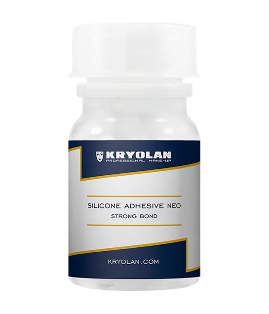 Kryolan Silicone Adhesive NEO, Strong Bond, 50 ml