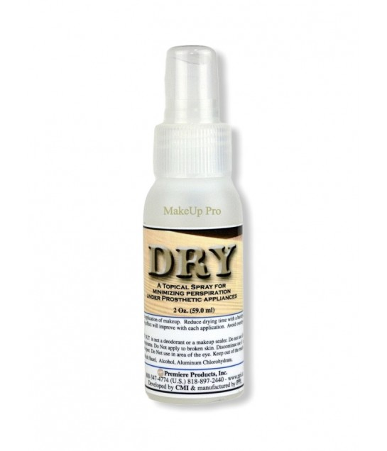 Premiere Products,  DRY   2oz. / 59ml