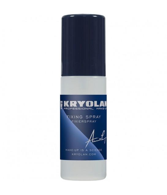 Kryolan Fixier Spray, Non-Aerosol Pumpflasche, 50 ml