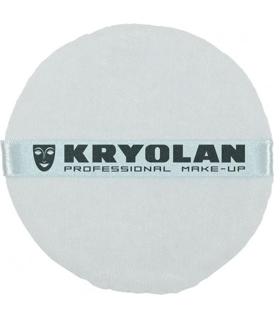 Kryolan Professional Powder Puff10cm