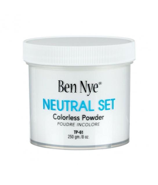 Ben Nye Translucent Face Powder,  250 g