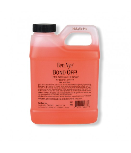 Ben Nye   Bond Off , 473 ml