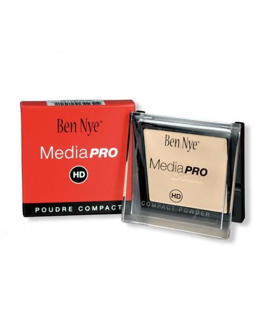 Ben Nye HD Media Pro Poudre Compacts 18 g