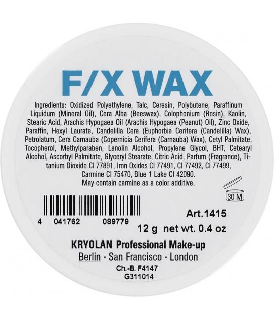 Kryolan F/X Wax 12g