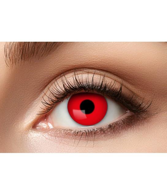 Fun Lenses Red Devil 597