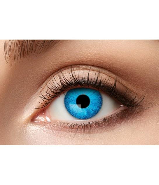 Fun Lenses Electro Blue 809