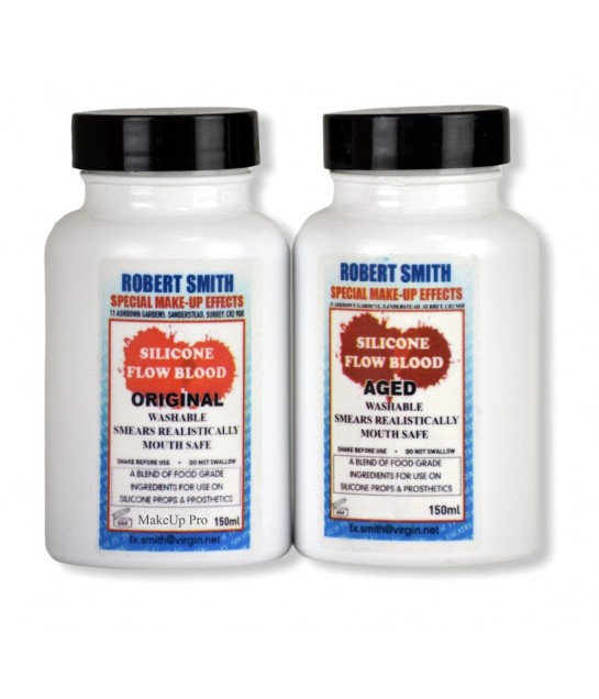 Robert Smith Silicone Flow Blood, 150 ml