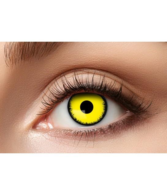 Fun Lenses Angelic Yellow 955