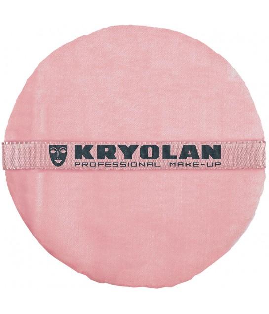 Kyolan Puderquaste, rosa 12cm