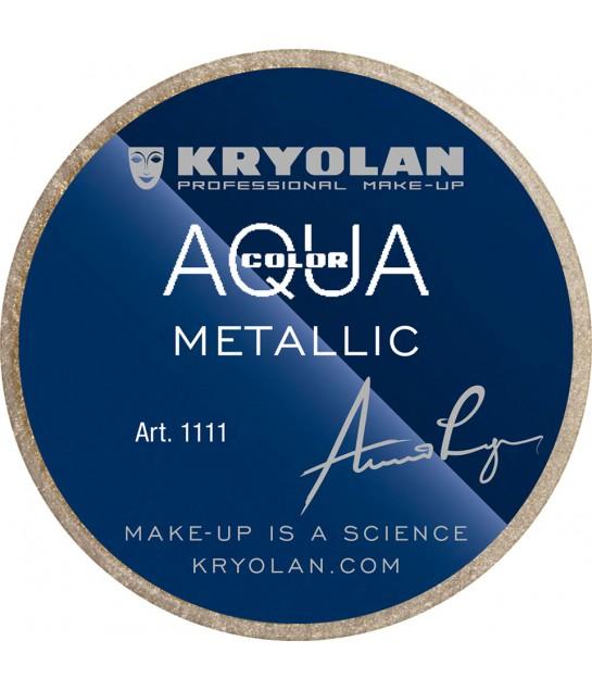 Kryolan Aquacolor Metallic, 8ml