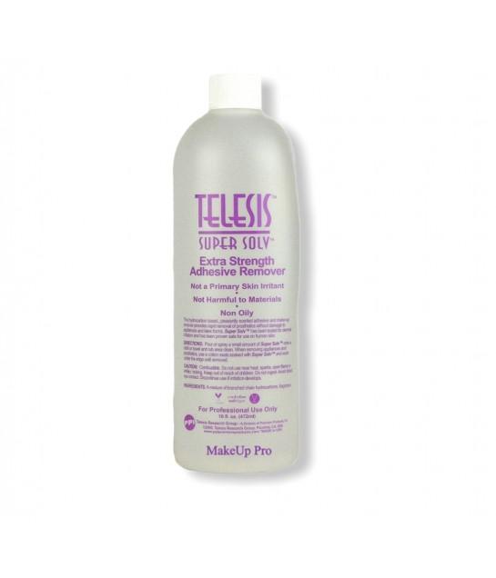 Telesis Super Solv Extra Strength Adhesive Remover  16oz. / 472ml