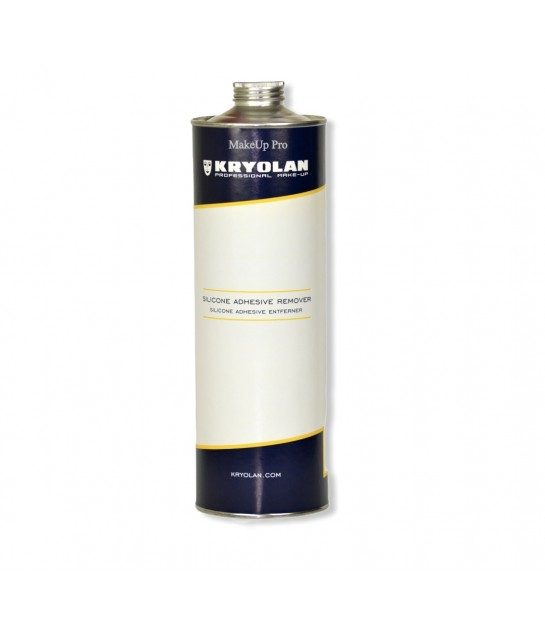 Kryolan Silicone Adhesive Remover, 1000 ml