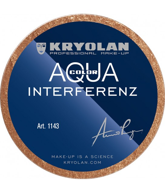 Kryolan Aquacolor Interferenz 55 ml