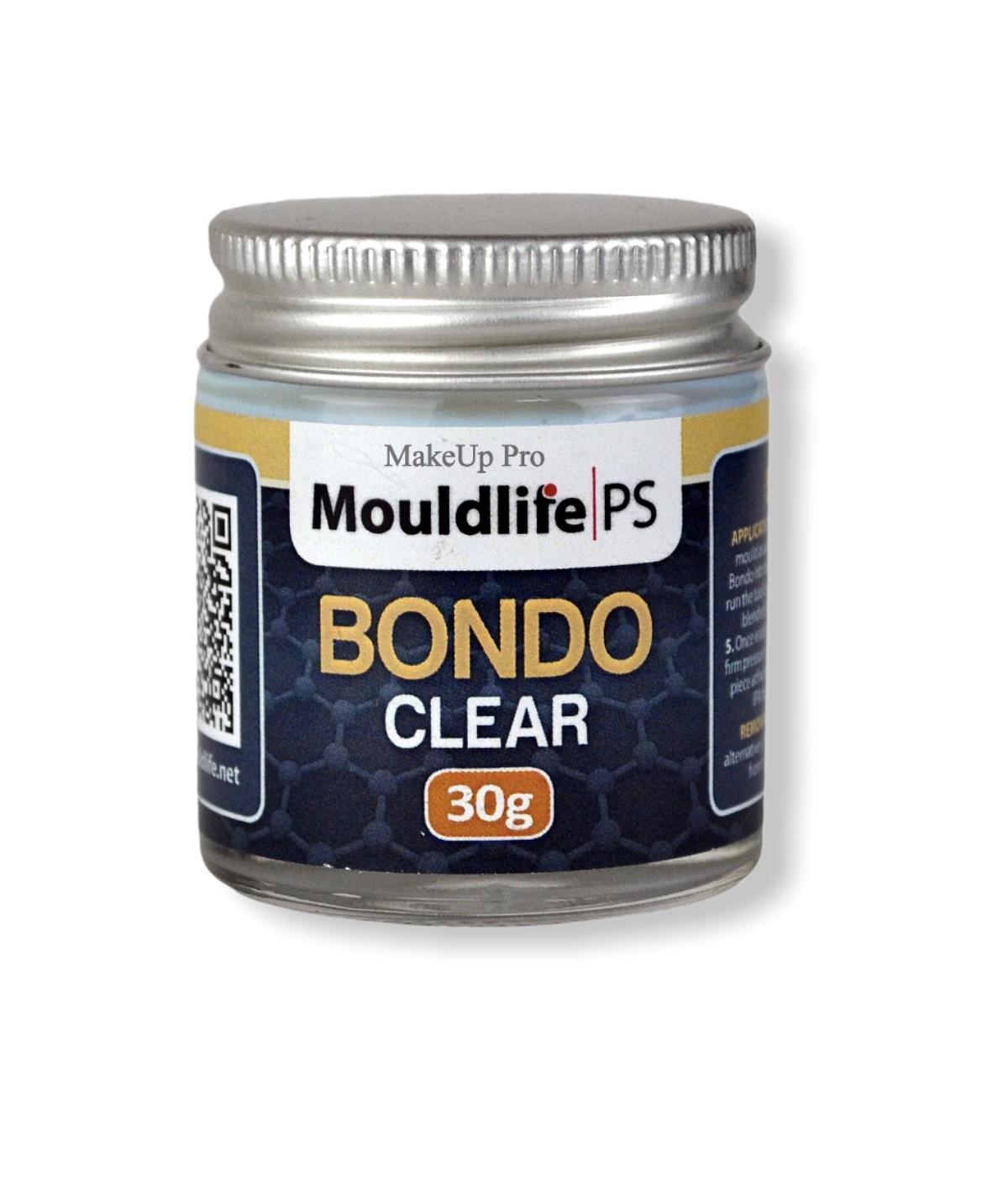 Bondo, clear 30g