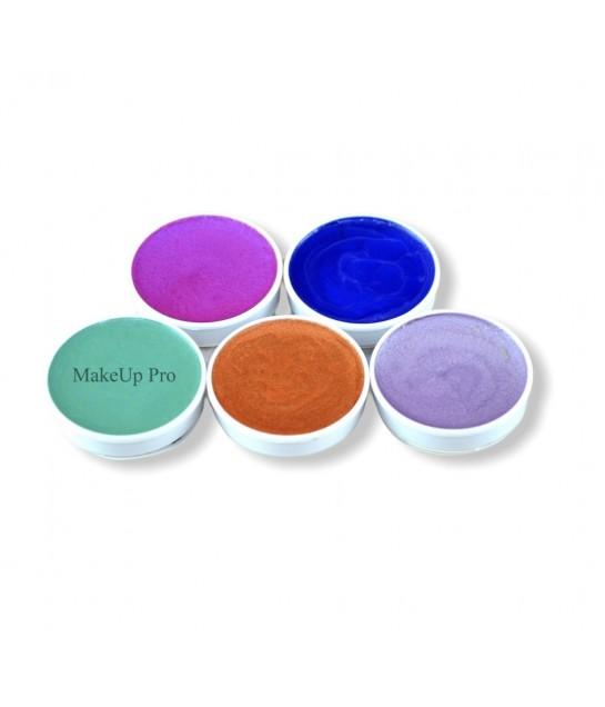Kryolan Aquacolor Interferenz Paletten Nachfüllung 4ml