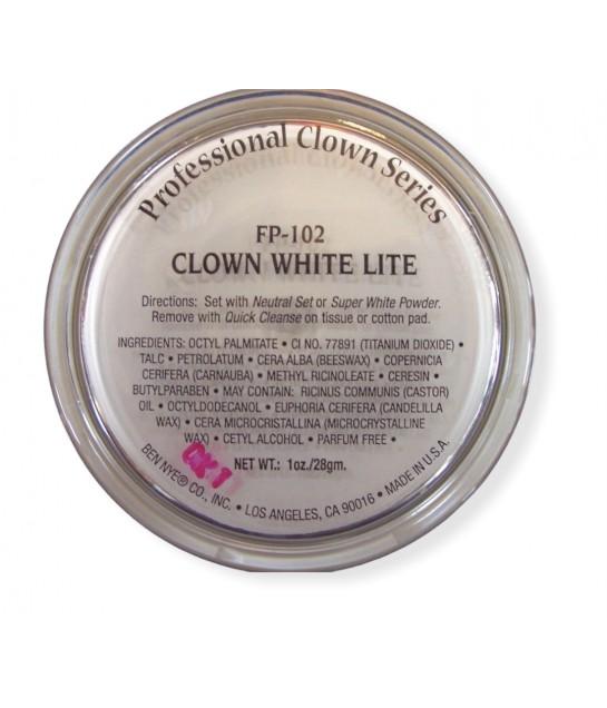 Ben Nye Clown White Lite 28 g