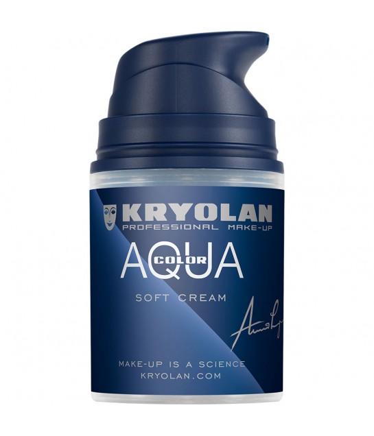 Kryolan Aquacolor Softcreme 50ml