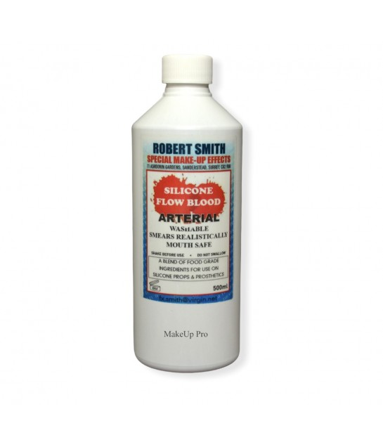 Robert Smith Silicone Flow Blood, 500 ml