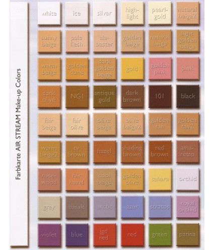 Kryolan Air Stream Make-up Color75ml
